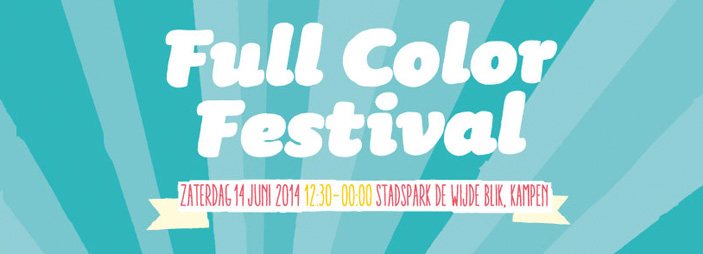 Full Color Festival 2014